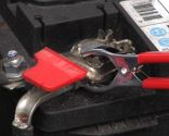 Panel de mantenimiento de batería - Paso 6
