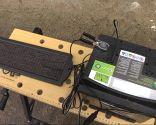 Panel de mantenimiento de batería - Paso 9