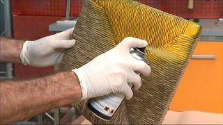 Cómo reparar una silla de madera - Paso 10