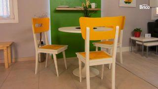 Cómo reparar una silla de madera - Paso 14