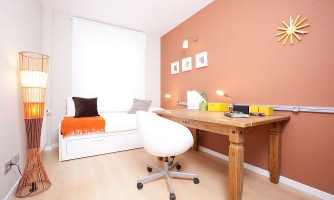 Dormitorio para invitados decogarden for Dormitorio invitados