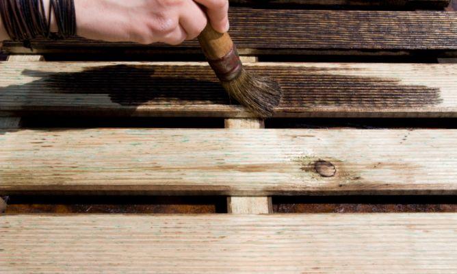 Tratar la madera hogarmania - Como tratar la madera ...