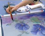 Pintar sobre tela