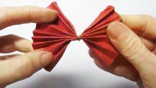 Cómo hacer flores de papel sencillas y bonitas - Paso 3