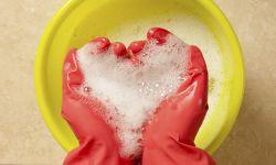 Trucos para limpiar manchas de grasa