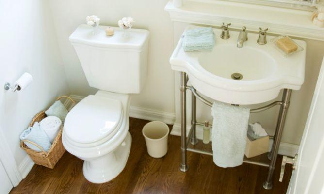 Ordenar y limpiar el aseo hogarmania - Limpieza banos ...