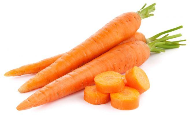 Zanahoria Gran Fuente De Vitamina A Karlos Arguinano Adicionalmente, esta vitamina ayuda a ver mejor cuando hay poca luz. zanahoria gran fuente de vitamina a