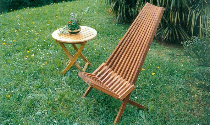 Silla de madera bricoman a - Como se elabora una silla de madera ...