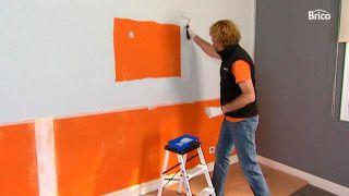 Empapelar la pared