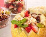 Canastilla de frutas