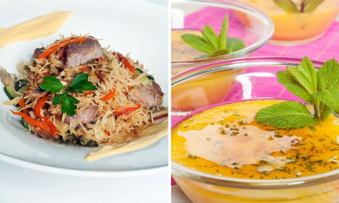 Segundo programa de cocina con sentimiento t 3 hogarmania for Programas de cocina
