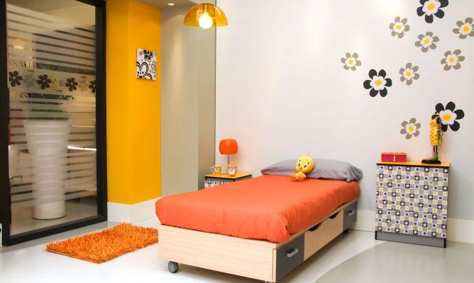 Decorar una habitaci n juvenil decogarden - Como decorar una habitacion pequena juvenil ...