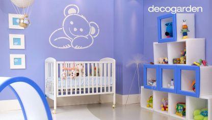 Decorar Una Habitación De Bebé Decogarden