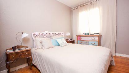 Dormitorio de estilo escandinavo decogarden - Muebles de estilo romantico ...