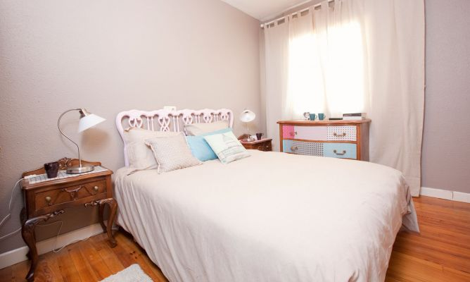 Dormitorio de estilo romántico   decogarden