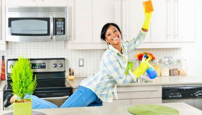 C mo limpiar la casa hogarmania - Limpieza de casa con sal ...
