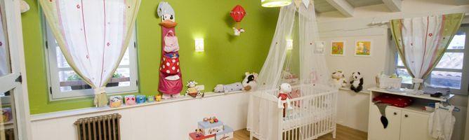 Decorar una habitaci n para beb - Decorar una habitacion de bebe ...