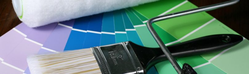 Color y pintura en Decoracin Soluciones de decoracin Color y pintura