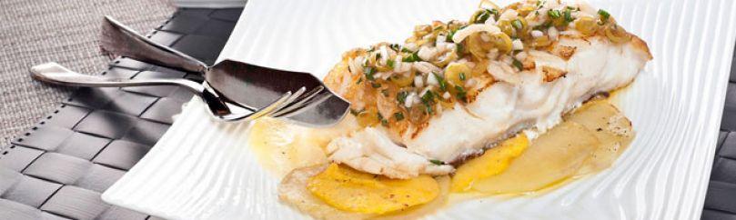 Pescados y mariscos recetas de pescados y mariscos en - Platos gourmet con pescado ...