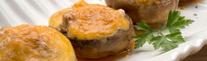 Setas y hongos, recetas de Setas y hongos en Hogarmania