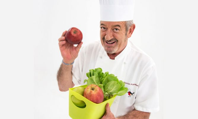 Las recetas de karlos argui ano del 21 al 25 de abril de for Cocina carlos arguinano
