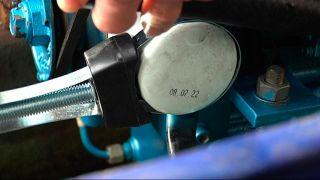 Cambiar el filtro del aceite