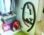 Soporte para accesorios de aspirador