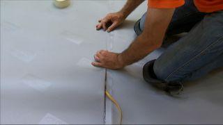 Instalar tarima flotante de acabado natural