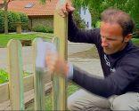 Barnizar valla de exterior