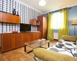 Sala de estilo retro