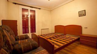 Decorar dormitorio con zona de estudio - Antes