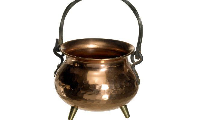 Limpiar puchero de cobre hogarmania - Limpieza de cobre ...