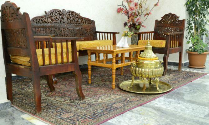 Limpiar una silla antigua hogarmania - Como limpiar tapiceria sillas ...