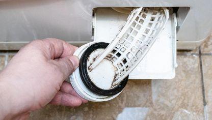 Eliminar moho de la lavadora hogarmania - Limpiar moho ropa ...