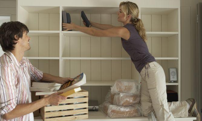 Trucos para ordenar eficazmente hogarmania for Ordenar habitacion