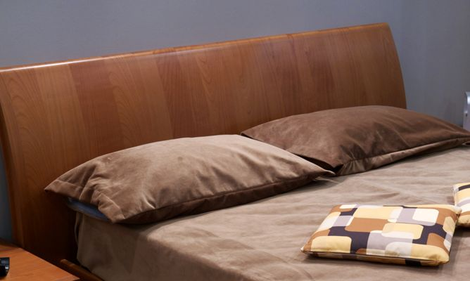 Reparar cabecero de cama de madera bricoman a - Cabeceros de cama de madera ...