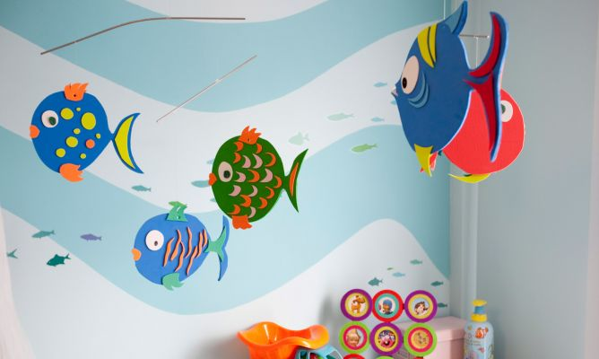 peces para decorar