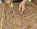 Reciclar un cubre radiador
