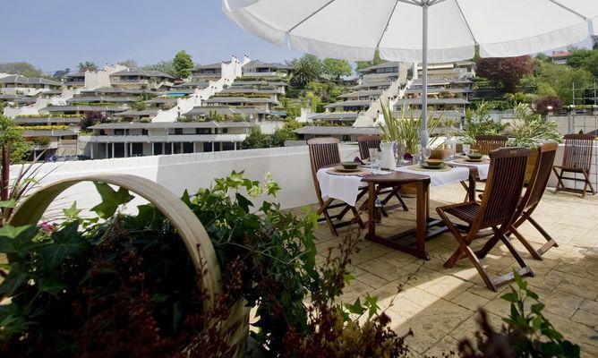 Plantas para decorar una terraza decogarden for Decoracion de terrazas con plantas