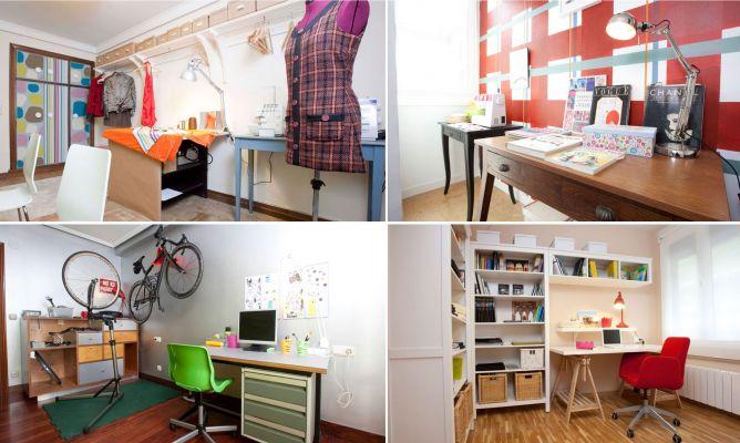 Ideas para decorar un taller en casa decogarden - Ideas para decorar casa ...