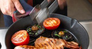 12 recetas para cocinar a la plancha - Hogarmania