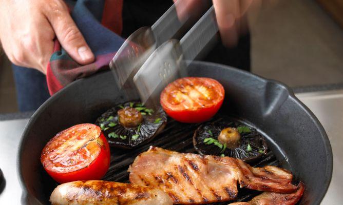 12 recetas para cocinar a la plancha hogarmania for Comidas faciles de cocinar