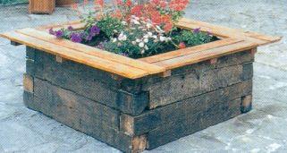 Jardineras escalonadas bricoman a - Jardineras de madera caseras ...