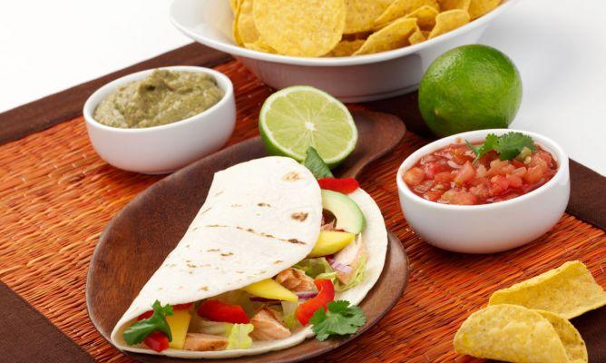 Comida o cena mexicana men con recetas caseras hogarmania - Comida para sorprender ...