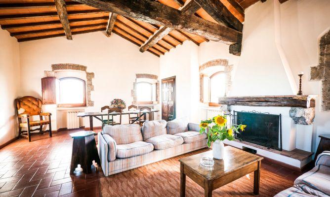 Decoraci n r stica para el hogar hogarmania for Decoracion rustica para interiores