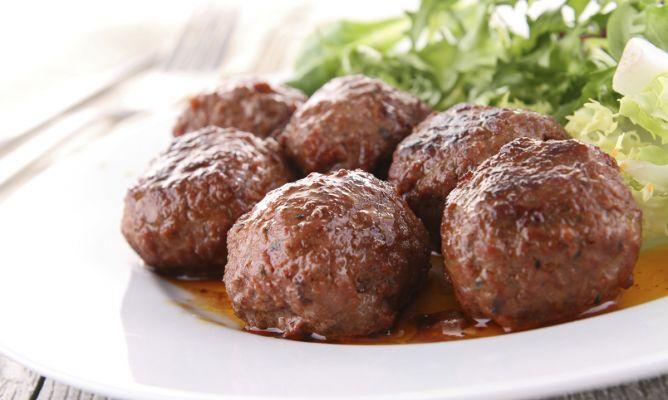 Recetas de alb ndigas hogarmania for Albondigas de verduras