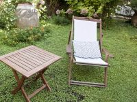 Muebles de exterior, tumbonas