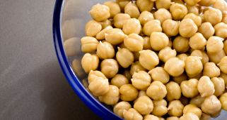 Garbanzos para regular el colesterol y la diabetes