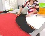 alfombras siamesas paso 6