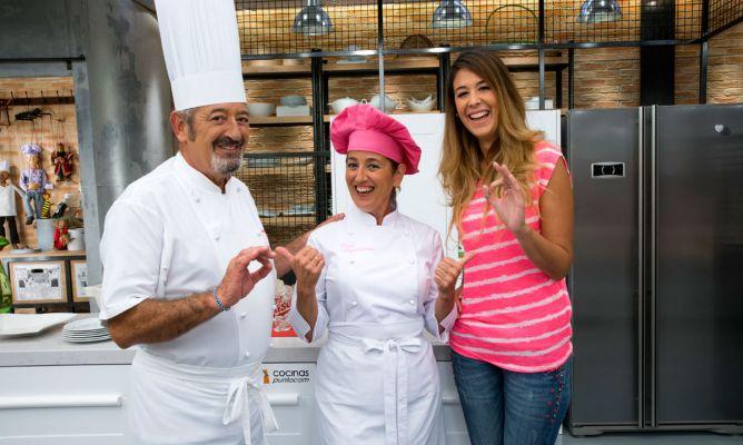 Las recetas de karlos argui ano del 16 al 20 de septiembre for Cocina carlos arguinano